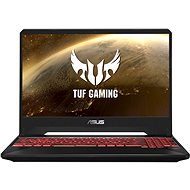 ASUS TUF Gaming FX505GE-BQ121T čierny - Notebook