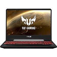 ASUS TUF Gaming FX505GE-BQ122 Čierny - Notebook