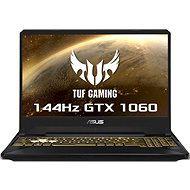 ASUS TUF Gaming FX505GM-ES062 Fekete - Notebook