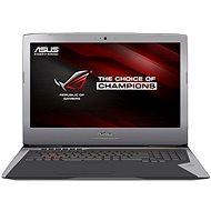 ASUS ROG G752VY-GC462T sivý kovový - Notebook