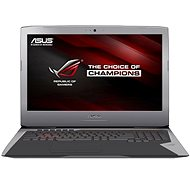 ASUS ROG G752VM-GC051T kovový sivý - Notebook