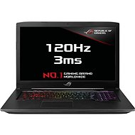 ASUS ROG STRIX SCAR Edition GL703GM-EE014T Gunmetal - Herný notebook