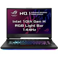Asus ROG Strix G15 G512LV-HN246T Original Black - Herný notebook