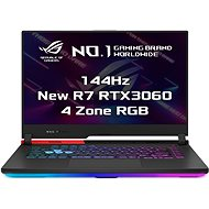 Asus ROG Strix G15 G513QM-HN011T Original Black - Herný notebook