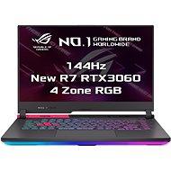 Asus ROG Strix G15 G513QM-HN105T Electro Punk - Herný notebook