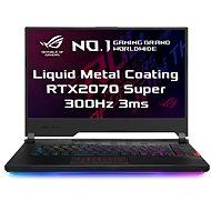 Asus ROG Strix SCAR15 G532LWS-HF029T Black kovový - Herný notebook