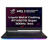 Asus ROG Strix SCAR17 G732LWS-HG019T Original Black kovový - Herný notebook