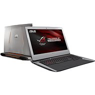 ASUS ROG G752VS(KBL)-GC335T Gray - Notebook