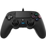 Nacon Wired Compact Controller PS4 - černý - Gamepad