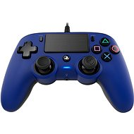 Nacon Wired Compact Controller PS4 – modrý - Gamepad