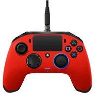 Nacon Revolution Pro Controller PS4 (Limited Edition) – červený - Gamepad