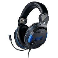 BigBen PS4 Stereo-Headset v3 - Herné slúchadlá