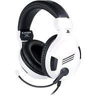 BigBen PS4 Stereo-Headset v3 – biele - Herné slúchadlá