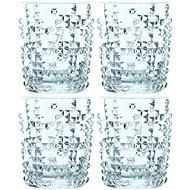 Nachtmann Súprava pohárov na whisky 348 ml 4 ks PUNK