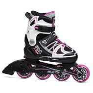 Fila X-one g black/white/pink - Inline korčule