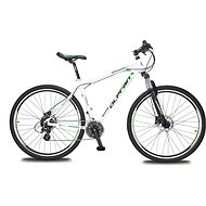 Olpran Appolo 13 29 - white/green/red - Horský bicykel 29""