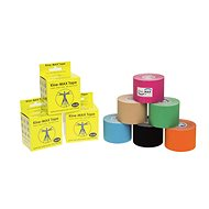 KineMAX SuperPro Cotton kinesiology tape - Tejp