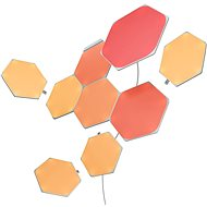 Nanoleaf Shapes Hexagons Starter Kit 9 Panels - LED svetlo