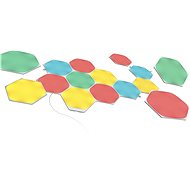 Nanoleaf Shapes Hexagons Starter Kit 15 Panels - LED svetlo