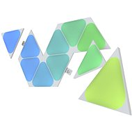 Nanoleaf Shapes Triangles Mini Exp. Pack 10 Pack - LED svetlo