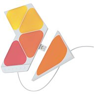 Nanoleaf Shapes Triangles Mini Starter Kit 5 Pack - LED svetlo
