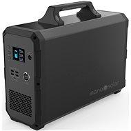 Nabíjacia stanica NanoSolar Compactor 1500 1,5 kWh