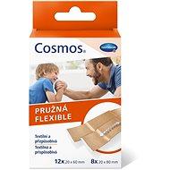 COSMOS Náplasť pružná - 2 veľkosti (20 ks) - Náplasť