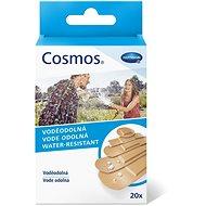 COSMOS Náplasť vodoodolná - 5 veľkostí (20 ks) - Náplasť