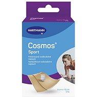 COSMOS Náplasť na šport - 6 x 10 cm (5 ks) - Náplasť