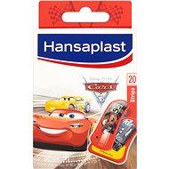 HANSAPLAST Kids Cars 20 ks - Náplasť