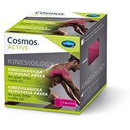 COSMOS Active tejpovacia páska ružová 5 cm × 5 m - Tejp
