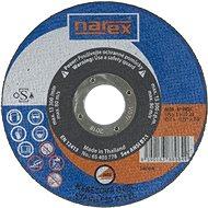 NAREX 115/1 mm na nehrdzavejúcu oceľ A 60R BF INOX - Sada rezných kotúčov