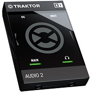 Native Instruments Traktor Audio 2 MK2 - Zvuková karta