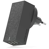 Native Union Smart Charger 4 USB Slate