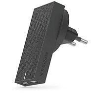 Native Union Smart Charger Dual USB Slate