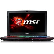 MSI GE62 6QF-215CZ Apache Pro - Notebook
