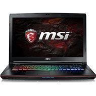 MSI GE72 7RE-009CZ Apache Pro - Notebook