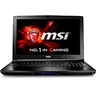 MSI GL62 6QF-1098CZ - Notebook