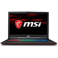 MSI GP73 8RE-444CZ Leopard - Herný notebook