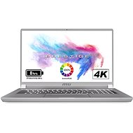 MSI P75 9SG-1003CZ Creator - Notebook