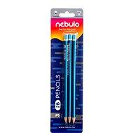 NEBULO 2B, Triangular - Pack of 3