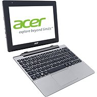 Acer Aspire Switch 10V 64GB Full HD + dock s klávesnicou Iron Gray - Tablet PC