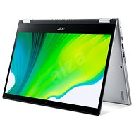 Acer Spin 3 Pure Silver Metallic - Tablet PC