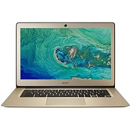 Acer Chromebook 14 Luxury Gold Aluminium