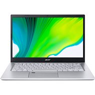 Acer Aspire 5 Pure Silver + Charcoal Black Aluminium LCD cover - Notebook