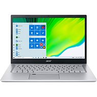 Acer Aspire 5 Pure Silver + Pure Silver Aluminium LCD cover - Notebook