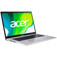 Acer Aspire 5 Pure Silver kovový + Pure Silver Aluminuim LCD cover - Notebook