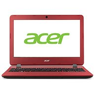 Acer Aspire ES11 Rosewood Red - Notebook