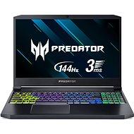 Acer Predator Triton 300 Abyssal Black Aluminium - Herný notebook