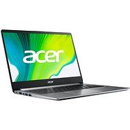 Acer Swift 1 Sparkly Silver celokovový